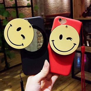 笑脸iphone6s/7/5s手机壳