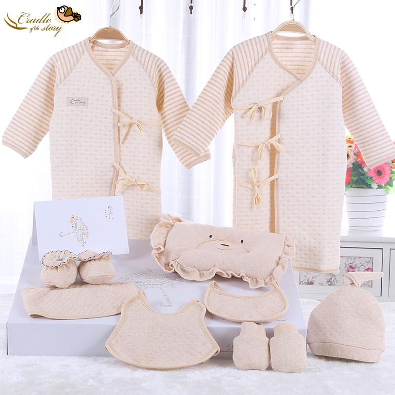 подарочный набор для новорожденных The cradle of the story CB/9/2 The cradle of the story
