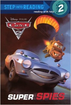 цены Cars Super Spies (S-I-R) (L-2)