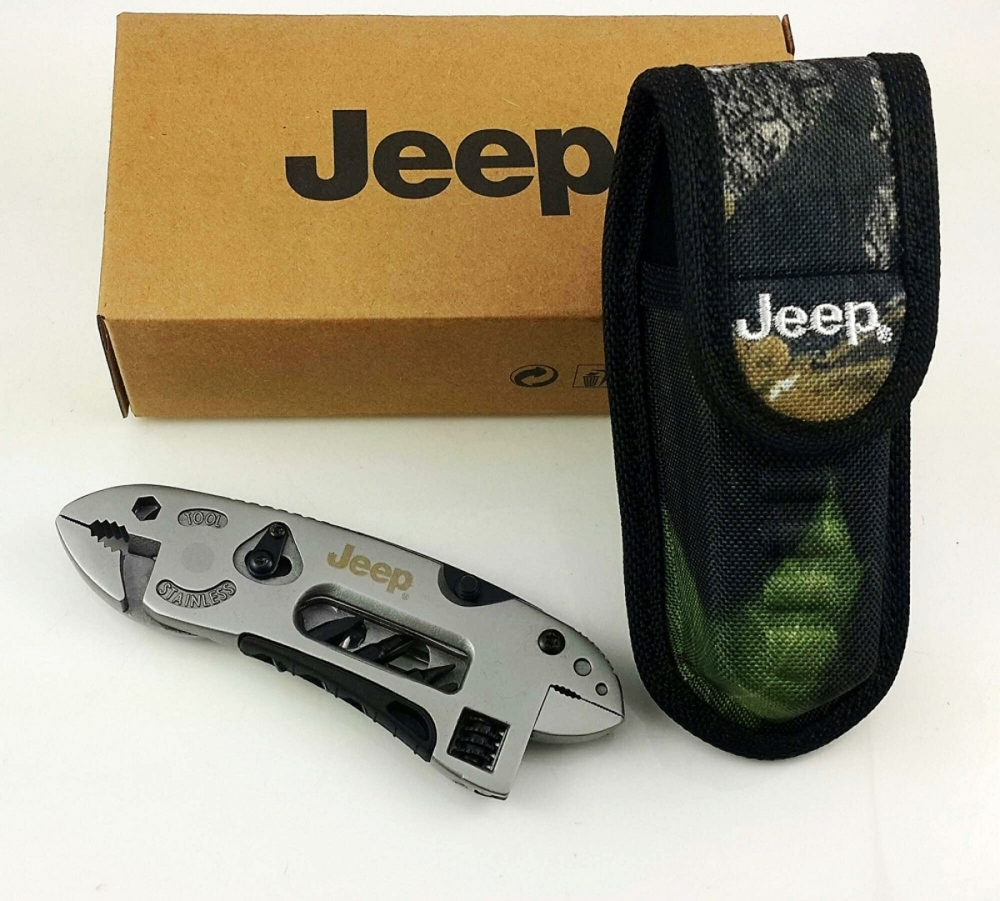 Мультитул Jeep multi/function knife fitter JEEP