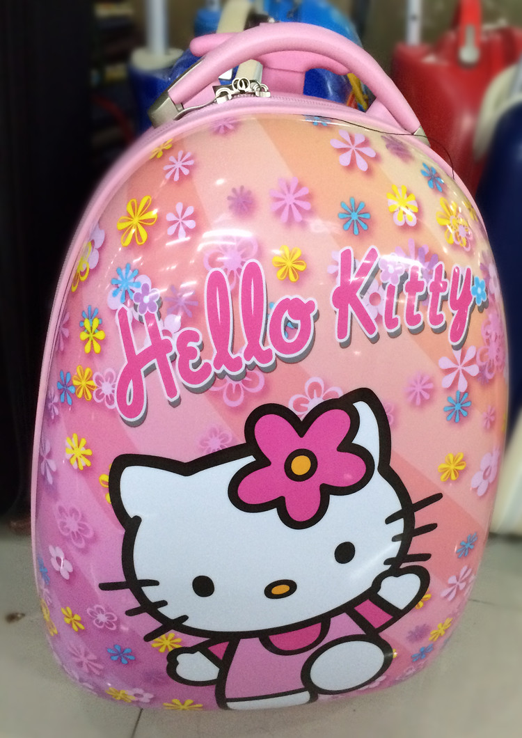 Чемодан Hello kitty 16 чемодан hello kitty 20 25