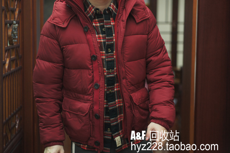 Куртка Abercrombie & fitch  Abercrombie Fitch Af 14 Hunters Pass abercrombie