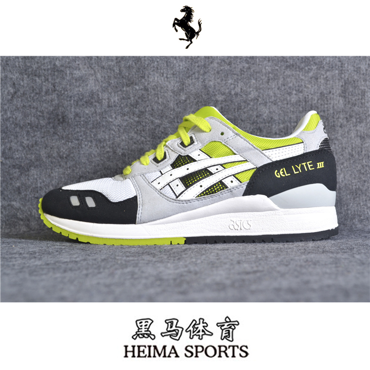 Кроссовки   Asics GEL-LYTE3 H307N-0101 asics gel volley elite 2