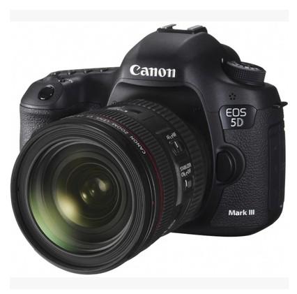 профессиональная цифровая SLR камера Canon  5D Mark III 24-70mm F4 IS 5d3 24-70/2.8 профессиональная цифровая slr камера canon 600d 550d 500d 18 55