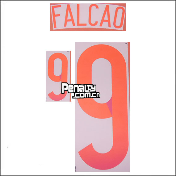 Футбольная форма OTHER 15/16 FALCAO other 15 18 20 22 7pcs