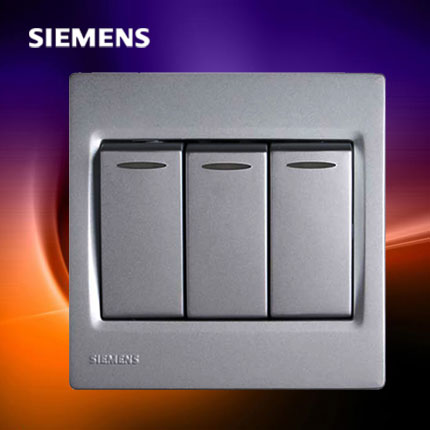 Выключатель двухклавишный Siemens siemens lc67bf532