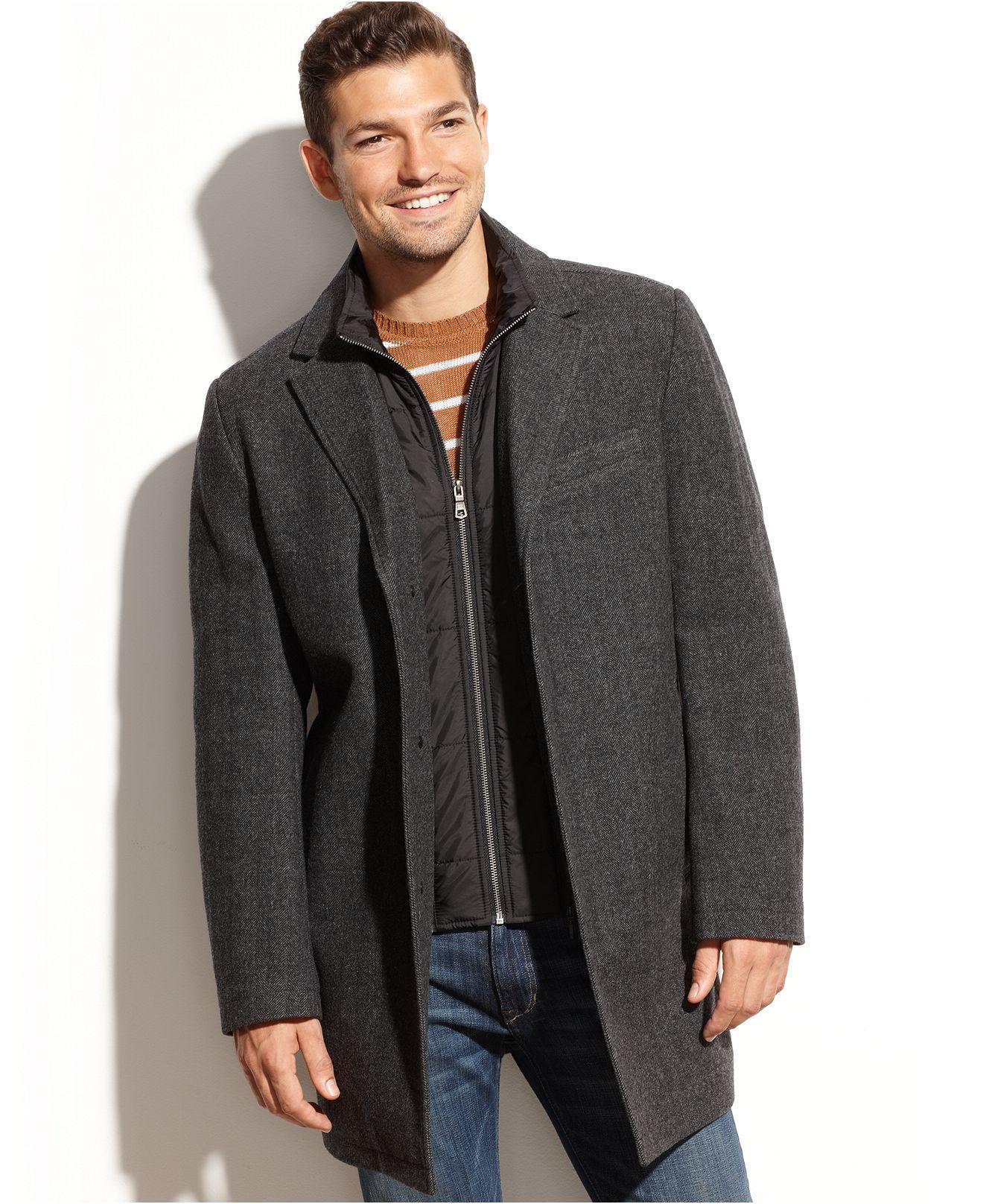 Пальто мужское Tommy Hifiger 2014 Tommy