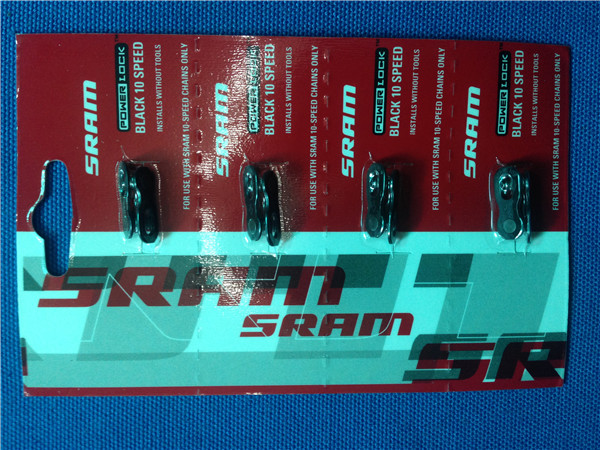 цепь Sram  POWERLOCK BLACK 10
