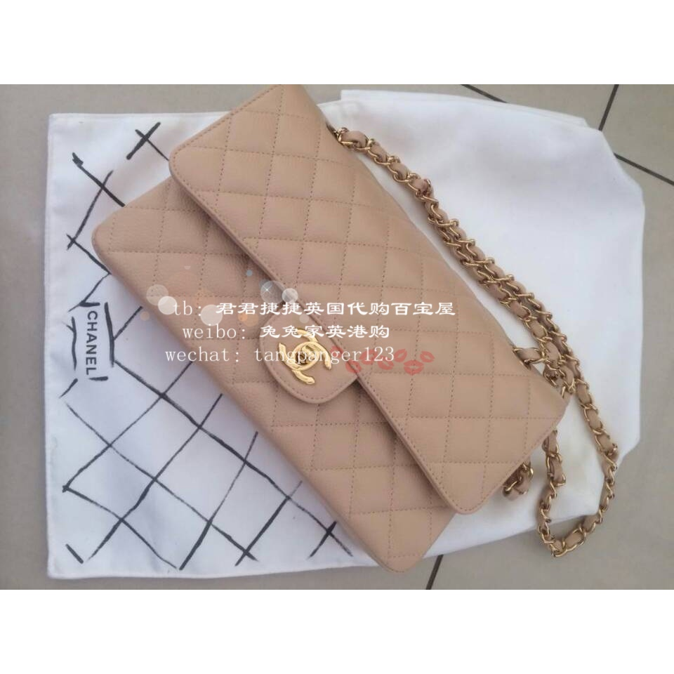 Сумка Chanel  Cf Medium 26cm free shipping 10pcs mk1467s