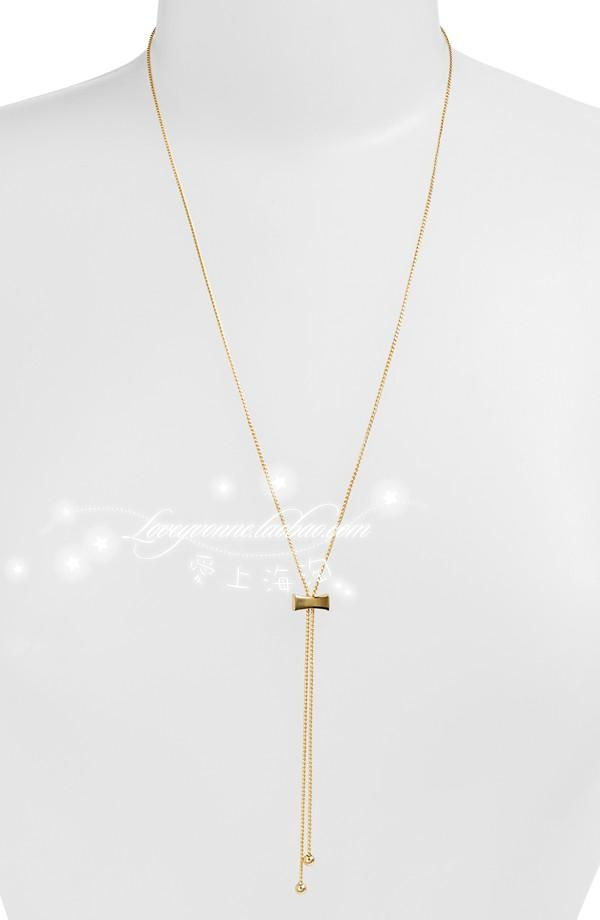 Ожерелье Kate Spade  New York Lariat Necklace сумка kate spade new york kennedy street tizzie