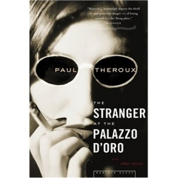 ]The Stranger At The Palazzo D'oro/paul Theroux the giver