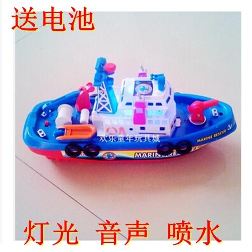 Лодка на электро-, радиоуправлении OTHER игрушки животных на электро радиоуправлении other