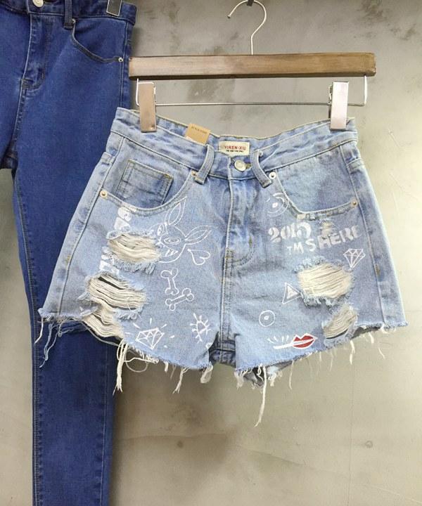 Джинсы женские   2015 YIRENXIU джинсы женские 2015 c42