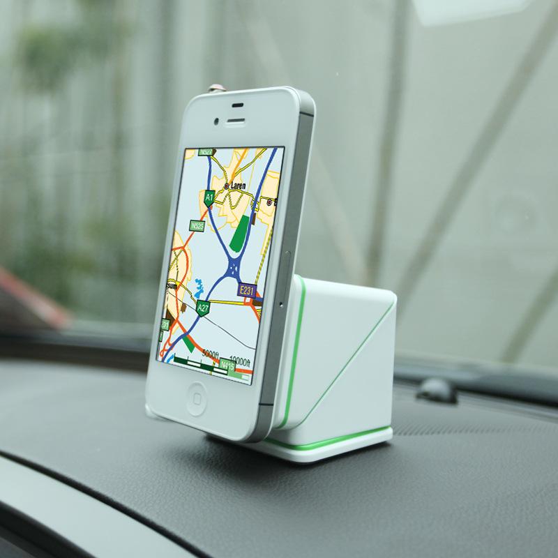 Автомобильный держатель телефона 360 GPS Iphone