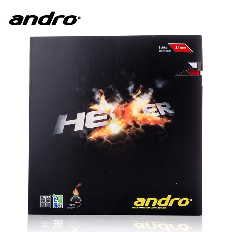 Покрытие стола для пинг-понга OTHER  Andro HEXER 112260 накладка andro hexer hd