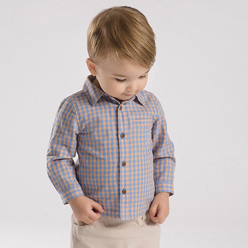 Рубашка детская Dave & bella db2152 2015 1-5