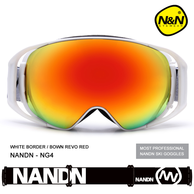 Очки лыжные N&n  NANDN
