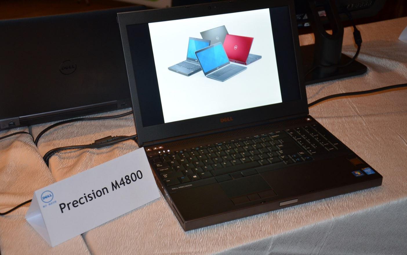 ноутбук Dell  M4800 M4800 PRECISION M6800