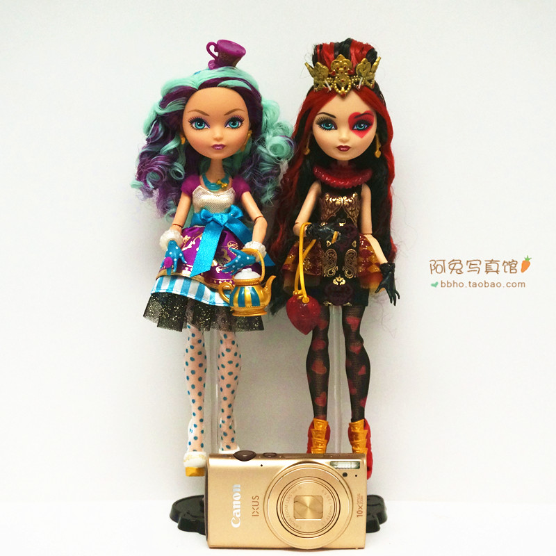 кукла Mattel  Ever After High mattel ever after high bbd43 мэдлин хэттер