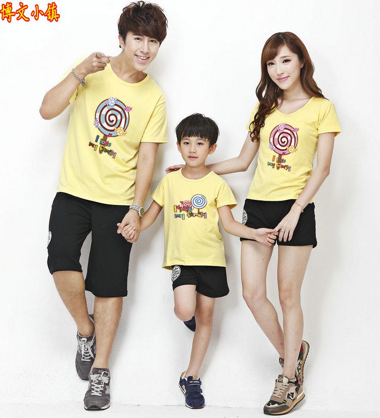 Семейные футболки OTHER + 2014 семейные футболки 009 dg