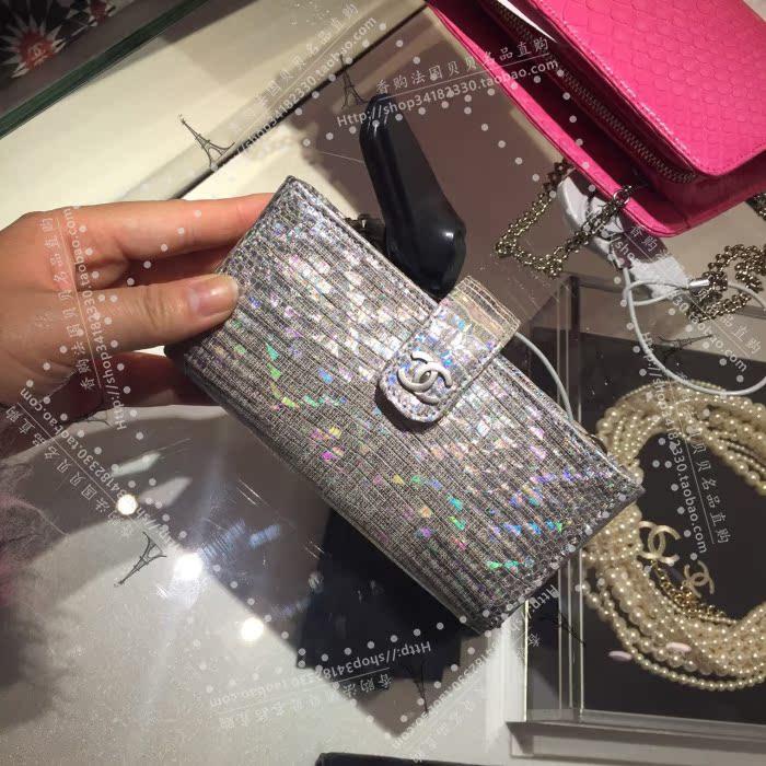 бумажник Chanel 15