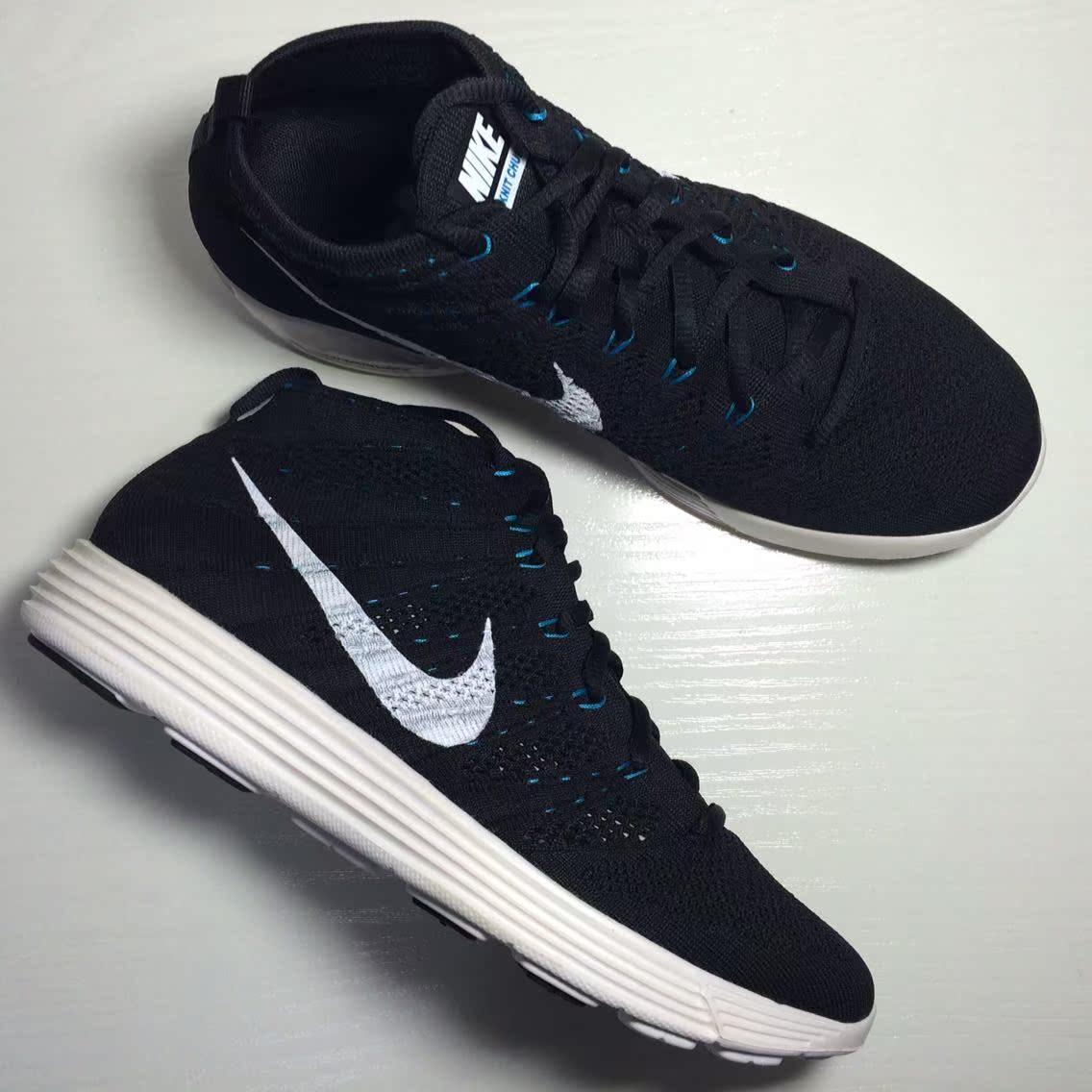 обувь Nike  Lunar Flyknit Chukka 554969-031/081