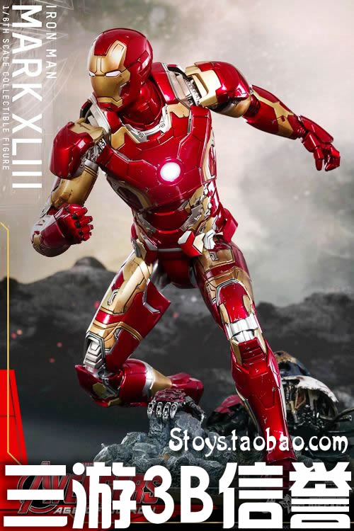 Военные игрушки для детей Hot Toys HT Hottoys 1/6 MK43 hot toys hottoys ht mms209 1 6 iron man model tony stark the mechanic collectible figure specification new box in stock