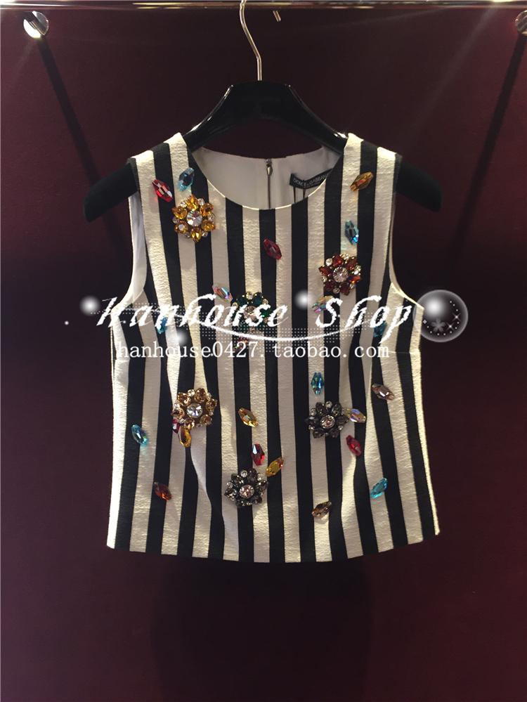 Футболка Dolce & Gabbana  [hanhouse ]Dolce&Gabbana15 недорого