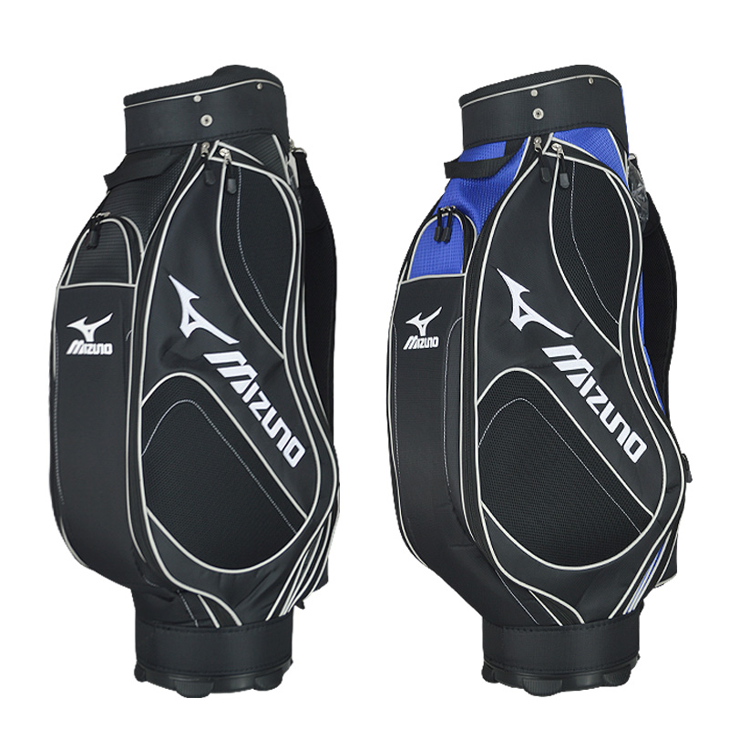 MIZUNO GOLF mizuno aerolite x golf stand bag white royal page 1