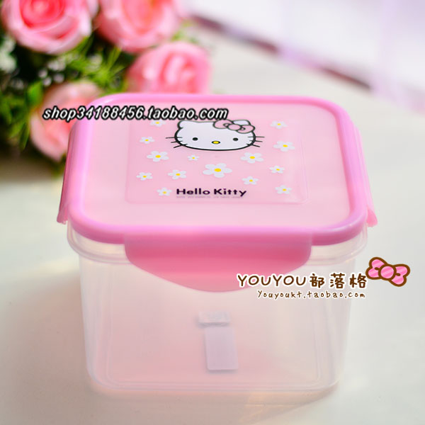 Пищевой контейнер Hello kitty hello kitty marker by number