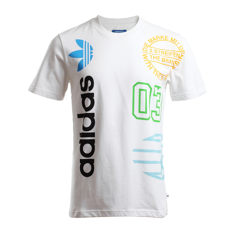 Спортивная футболка Adidas  2015 S27543 telit ln930 dw5810e m 2 twh3n ngff 4g lte dc hspa wwan wireless network card for venue 11