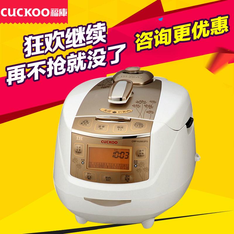 Электроварка CUCKOO CRP-HJ0853FG электроварка cuckoo ccrp fa0811fp 4l