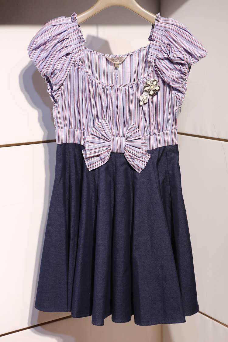 Женское платье Enman Lin 11mr207 608 11 ANMANI 2480 3A-20-02-01 cata mr 608