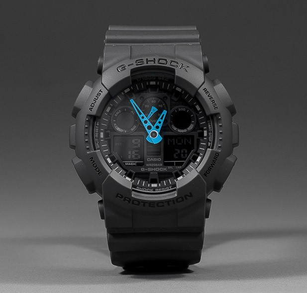 Часы CASIO G-shock SHOCK