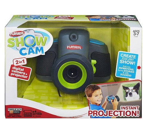 Развивающая игрушка Hasbro Playskool Showcam оружие игрушечное hasbro nerf бластер зомби слингфайр