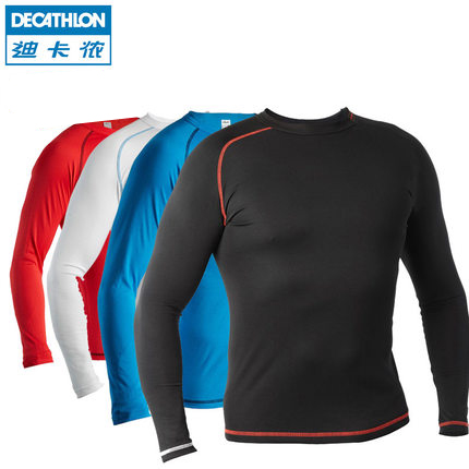 Спортивная футболка Decathlon BTWIN кроссовки decathlon kalenji