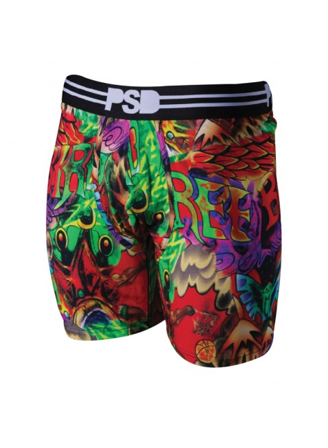 Трусы Psd underwear Men's Freebird Boxer Briefs dynacord psd 218