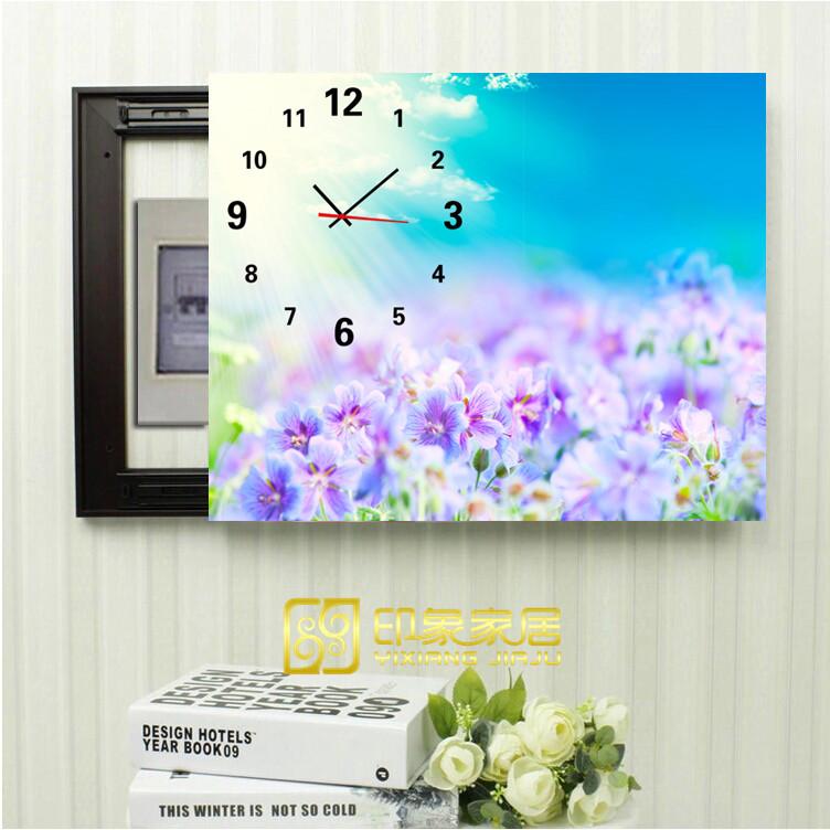 Необрамленные настенные часы Impression of brands планшет impression impad 1003