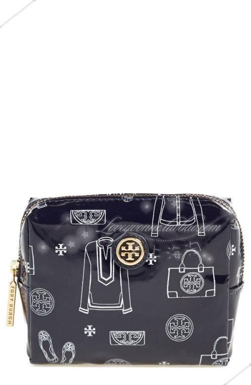 Сумка Tory burch  'Tiny Brigitte'CoatedCotton бумажник tory burch nms15 v2dpd
