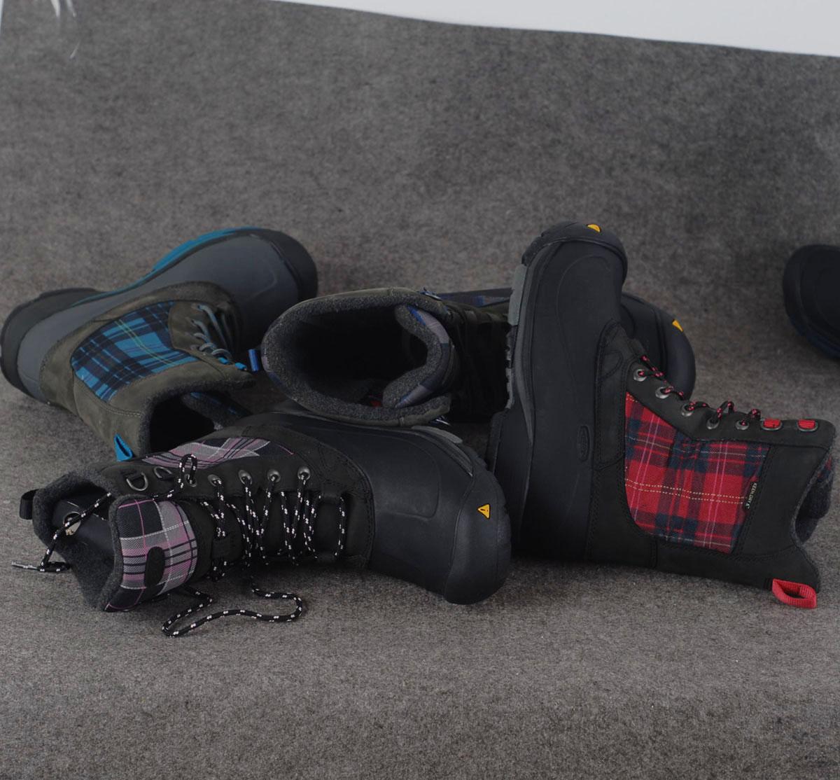 Зимние ботинки Ke  KEE*N 248