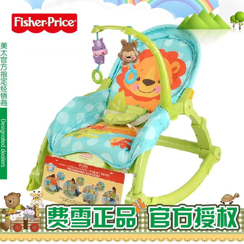 Кресло-Шезлонг Fisher/price bcd30 W2811