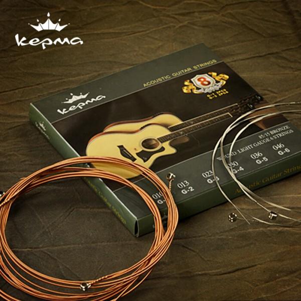 Струны для гитар Kama D1CA1C