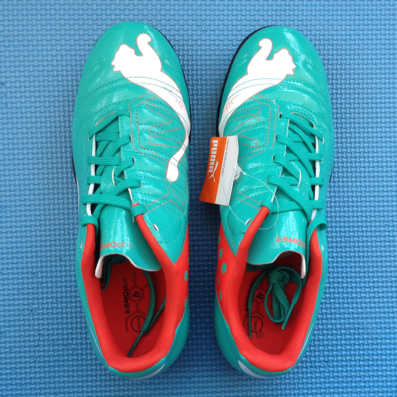 бутсы Puma  102955-06 EVOPOWER TT TF