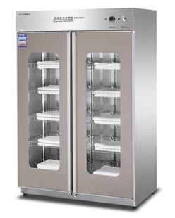 亿盟MTP1200A商用不锈钢烘干衣物毛巾柜保洁柜热风循环拖鞋消毒柜