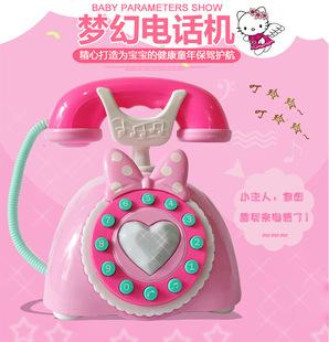 婴儿玩具6-9-12个月儿童宝宝音乐电话机0-1-3岁男孩女孩益智早教