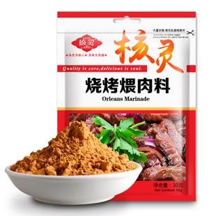 核灵 烧烤煨肉料 烧烤系列调料 烤肉鸡翅腌制调味料30g