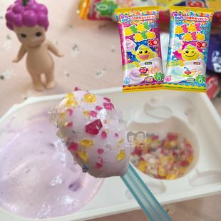 日本食玩【囧玩现货】 diy kracie 嘉娜宝 卷卷棉花糖果自制手工