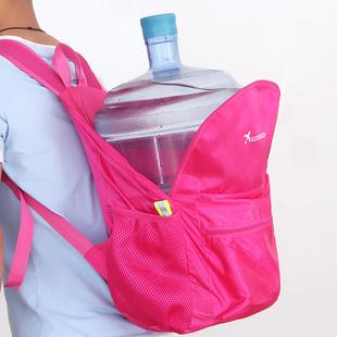 旅行可折叠双肩包超轻便携收纳登山包大容量男女防水户外皮肤背包