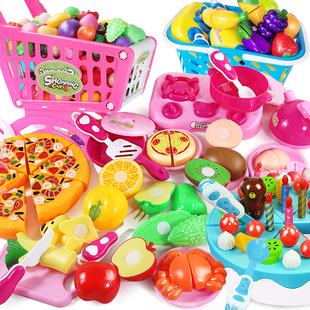 切切乐厨房玩具过家家玩具