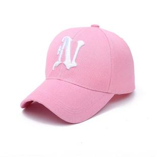 棒球帽女韩版百搭新款鸭舌帽男潮流嘻哈帽学生休闲帽遮阳帽子批发